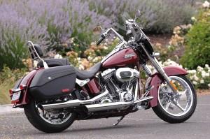 Izgalmas látvány a Harley Davidson fesztivál