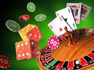 Online kaszinó: szórakozás és játék egy helyen!