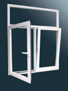 Praktikus, jól szigetelő ablak