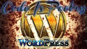 WordPress weboldal