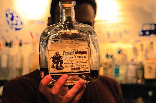 Captain Morgan ár
