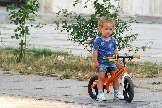 gyermek bicikli
