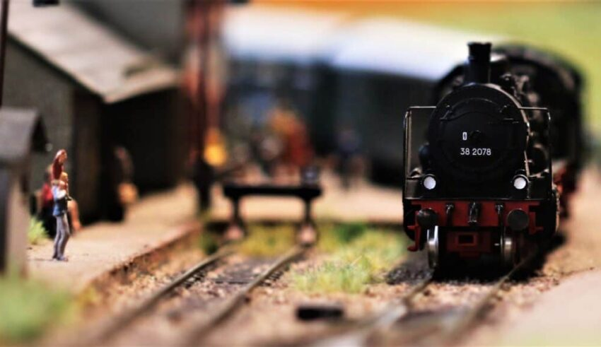 vonatos játékok